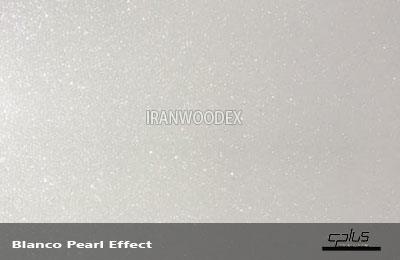 ام دی اف سی پلاس -Blanco Pearl Effect