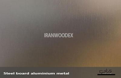 ام دی اف سی پلاس-Steel Board aluminium metal