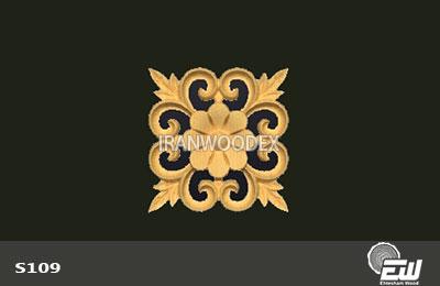 گل چهار ضلعی-S109