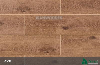 پارکت لمینت آرتا-720-belle oak Vgroove