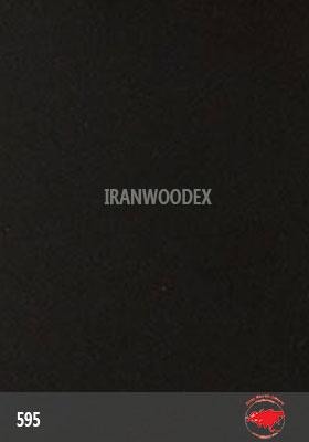 صفحه کابینت آسیا چوب -595-مشکی براق