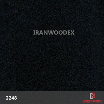 هایگلاس نوین چوب-2248-مشکی اکلیل دار