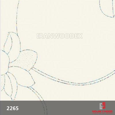 هایگلاس نوین چوب-2265-یاسمین سفید