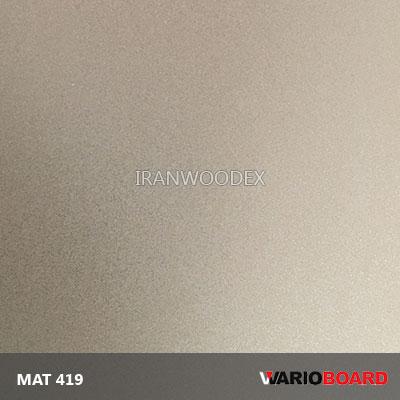 هایگلاس واریو بورد-Mat419