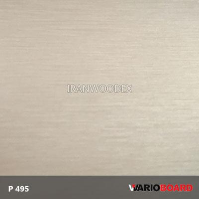 هایگلاس واریو برد-P495