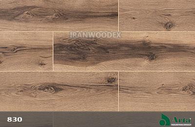 پارکت لمینت آرتا-830-Mediterranean oak Vgroove