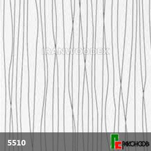 صفحه کابینت پاک چوب-5510-سفید باران