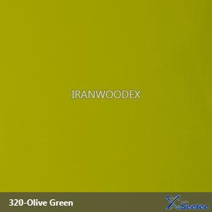 هایگلاس سی تک-320-سبز زیتونی