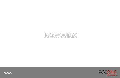 هایگلاس اکووان-300-Soft Touch White